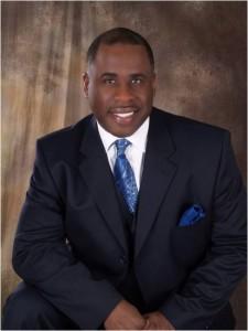 Rev. Dr. Keith I. Jones