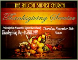 sbc thanksgiving service 2015