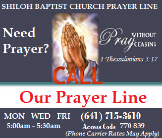 Prayer Conference Call - Final